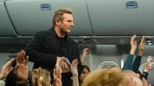 Everyone remain seated...it's gonna be a very bumpy ride in the pedestrian plane pleaser NON-STOP