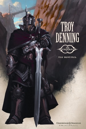 The Sentinel (The Sundering, Book V) by Troy Denning (book review).