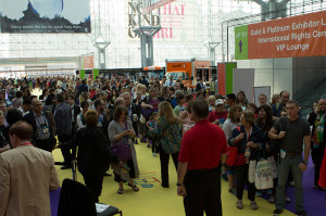 The crowds (Image courtesy of BEA)