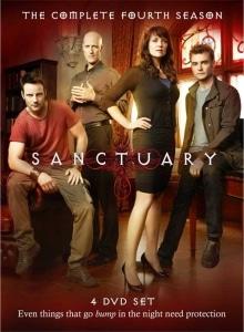 Sanctuary_S4_DVD
