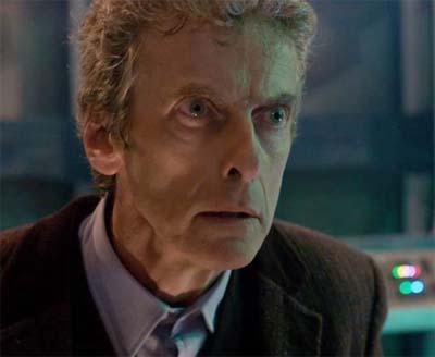 Doctor Who . . . season eight trailer.