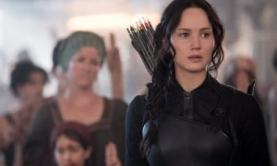 """Okay...maybe she is no Joan of Arc but """"The Hunger Games: Mockingjay's"""" Katniss Evergreen will do! Thank you very much!"""
