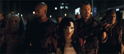 Suicide Squad first trailer - it's wicked!