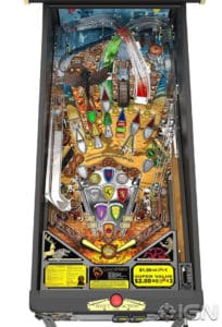 Game of Thrones pinball machine sure plays a mean Iron Throne ball?