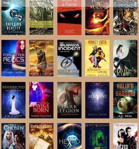 Sci-fi Super Sunday and Saturday: free and cheap books galore.