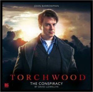 TorchwoodTheConspiracyCD