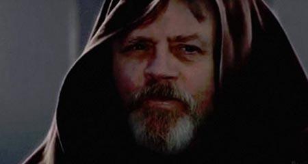 Star Wars Force Awakens . . . here's Luke! (new trailer)