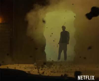 Marvel's Iron Fist first trailer.