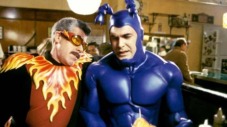 The Tick: stream the first episode free on Amazon.