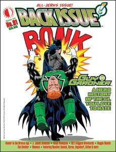BackIssue-91