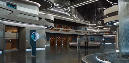 Passengers: Titanic in space? (trailer).