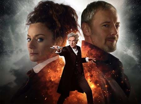 Master and Missy ... together in evil?