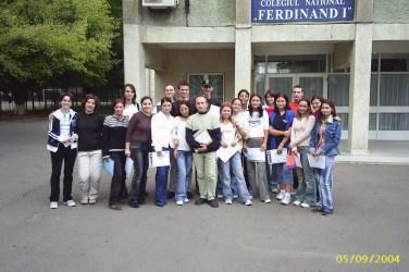 Școala de vară NOVA - Colegiul Național FERDINAND I Bacău