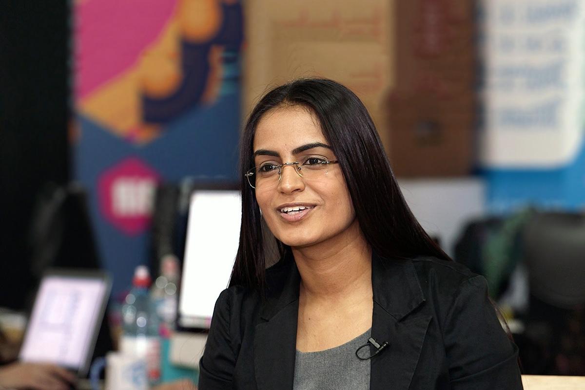 Komal Dadlani, CEO & Co-founder Lab4u