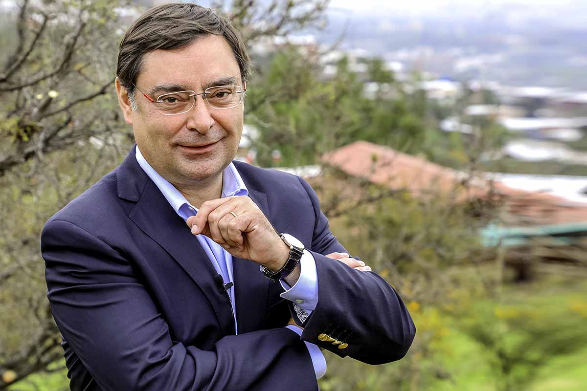 Felipe Guevara – alcalde de Lo Barnechea