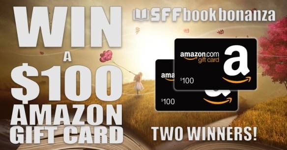 Amazon Gift Card Giveaway - Apr 2019 - SFF Book Bonanza