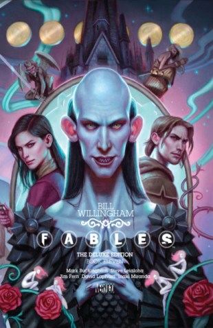 fables deluxe edition 11