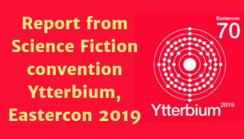 UK and Ireland Science Fiction and Fantasy Conventions in