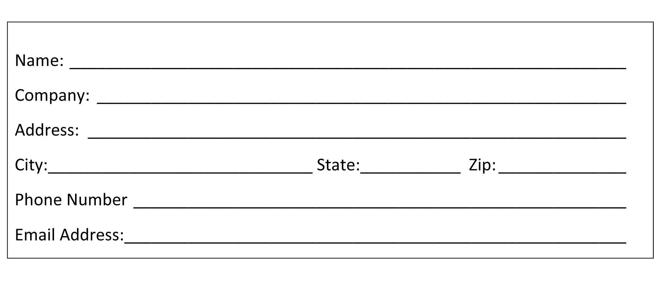 Doc725946 Blank Sponsorship Form Sponsorship Form Template – Blank Sponsorship Form