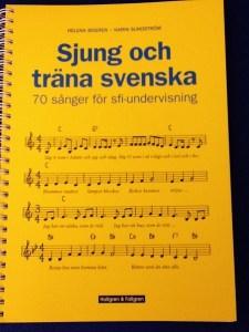 Träna svenska med sång!