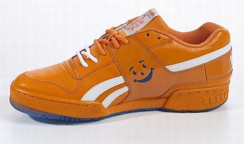 Kool-Aid Reebok shoes