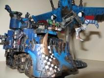 40K Ork Deathskull - Battlewagon