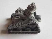 Zinge Industries Multi Mortar on Treds