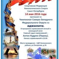 Чемпионат Северо-Западного ФО 2016