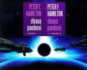 Steaua Pandorei - Peter F. Hamilton