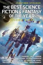 The Best Science Fiction and Fantasy of the Year, vol. 8 - Jonathan Strahan