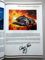 Worldcon 2014 - Artist Showcase 03 - Chris Foss