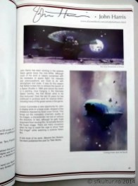 Worldcon 2014 - Artist Showcase 05 - John Harris