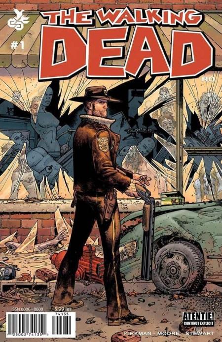 The Walking Dead - RO