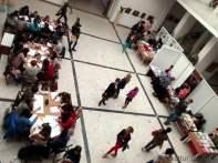 Atelierul de creatie pentru pionieri si soimi ai patriei + Centru comercial bd