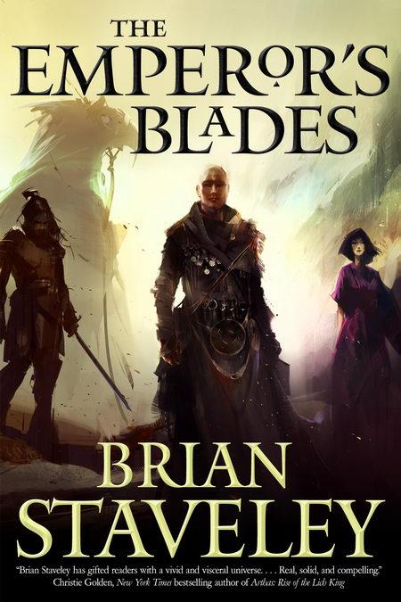 The Emperor's Blades - Brian Staveley