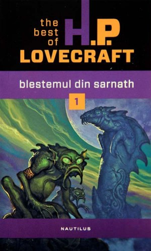 Blestemul din Sarnath - H. P. Lovecraft