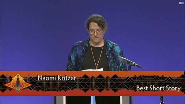 Naomi Kritzer - Hugo 2016