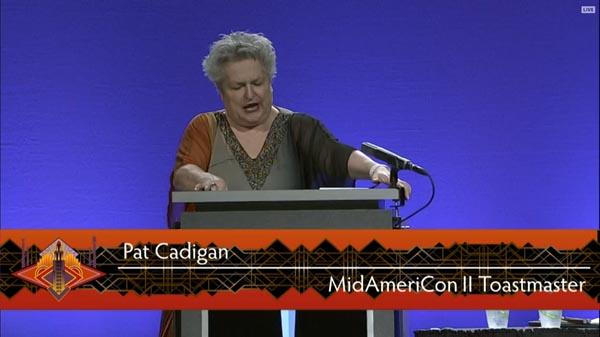 Pat Cadigan - Hugo 2016