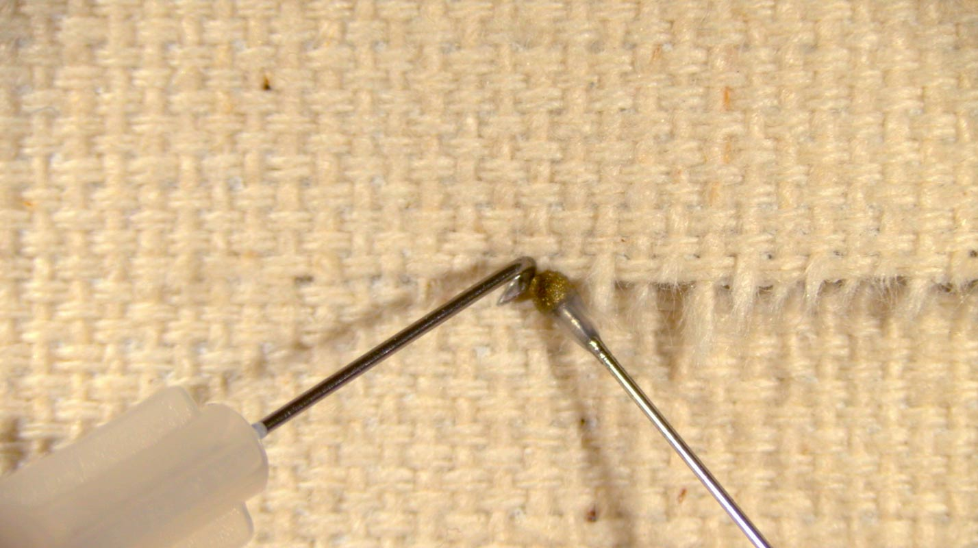 Thread by Thread Tear Repair