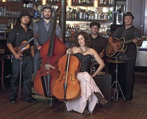 A special CD release concert with DIRTY CELLO @ SF Live Arts at Cyprian's | San Francisco | California | United States