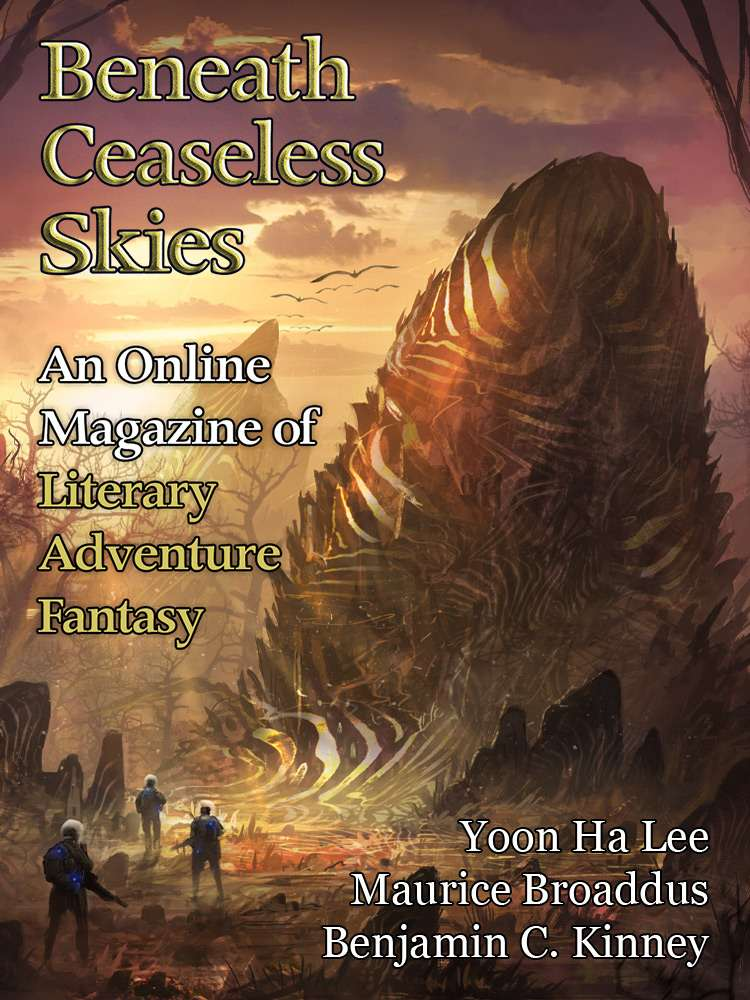 By Beneath Ceaseless Skies Online Magazine