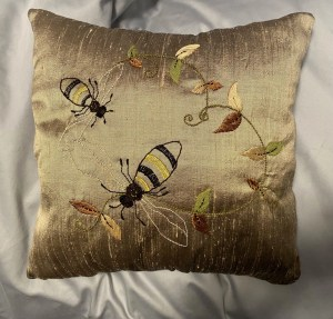 Intro to Embroidery: Insect, by Mary Corey March, CA