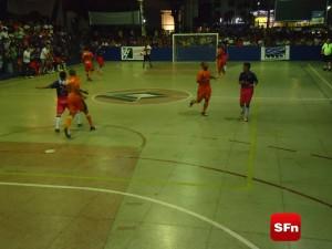 Final do Futsal em São Fidélis Foto Vinnicius Cremonez e