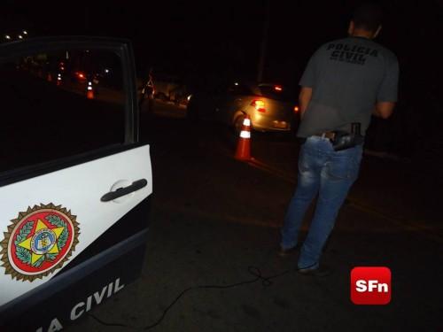 Polícia Civil realiza operação Presença em São Fidélis foto Vinniucius Cremonez 11