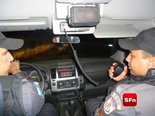 policia militar viatura