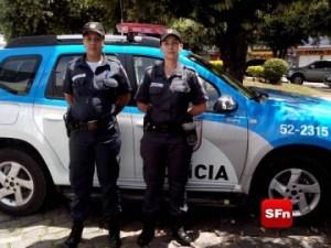 POLÍCIA MILITAR MULHER