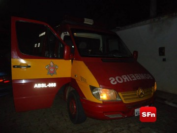 corpo de bombeiros noite 34