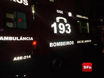 ambulância corpo de bombeiros 2