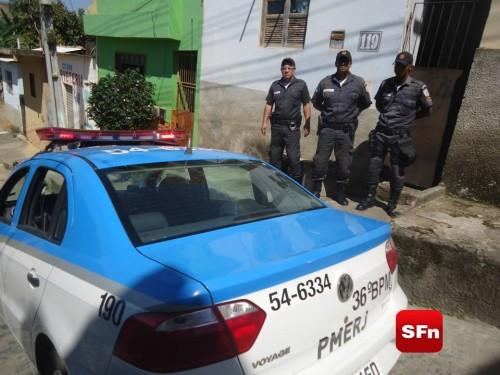 policia militar miracema pms