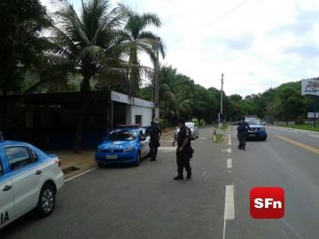 policia ooperação estrada 3
